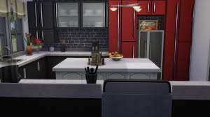 I Saw This Kitchen In An Interior Design Competition And Recreated It Gave Me Ideas Of How To Really Take My Kitchens The Next Level