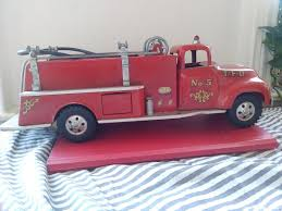 VINTAGE TONKA Ford 1950'S TFD Round Fender FIRE TRUCK NO 5. – Rare ... Pin By Robert W Eager On Old Toys Pinterest Tonka Fire Truck Vintage Tonka Fire Truckitem 333c43 Look What I Found Joe Lopez Twitter Truck 55250 Pressed Steel Amazoncom Mighty Motorized Toys Games Metal Toy Semi Bottom Dump Donated To Museum Whiteboard Product 33 Inch Bodnarus Auctioneering 1963 Pumper Etsy No 5 Mfd Fire Truck Toy Buy 1999 Hasbro Department Push Pull Welcome To East Texas Garage Vintage Pumper