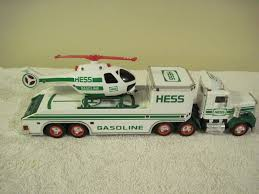 HESS TOY TRUCK And Helicopter Work. - $5.99 | PicClick