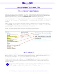 Quick Guides: Power Resume Search Tips And Best Practices Resume Housekeeper Housekeeping Sample Monster Com Free Cover Letter Samples In Word Template Accounting Pdf Download For A Midlevel It Developer Monstercom Epub Descgar Unique India Search Atclgrain Search Rumes On Monster Kozenjasonkellyphotoco 30 Best Job Sites Boards To Find Employment Fast Essay Writing Cadian Students 8th Edition Roger Templates Lovely