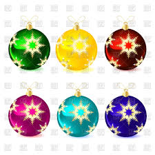 Christmas Ornaments Vector Images Illustrations Vector Graphics