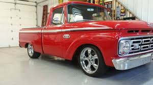 1964 Ford F100 2WD Regular Cab For Sale Near Hilton, New York 14468 ... 1964 Ford F100 For Sale Near Cadillac Michigan 49601 Classics On 1994 F150 Truck Flatbed Pickup Truck Item G4727 Sold Sep Sale Classiccarscom Cc972750 Patina Slammed Not Bagged Hot Rod Rat Shop Pickup Cc593652 1963 Ford F250 Youtube A 1970 Awd Mustang Convertible Is The Latest Incredible Barn Custom Cab Like New Nicest One In North Carolina Cc1070463 84571 Mcg