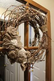 Grape Decor For Kitchen by Best 25 Vine Wreath Ideas On Pinterest 4th Of July Wreaths