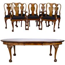 Cole Bros Ltd Burl Walnut Dining Table With Eight Chairs Gent Fully Upholstered Ding Chair Sinequanon American Walnut Oiled Antique Brass Regency Tables Mahogany Walnut Pedestal Tables Two Leaf Wind Out Table And 6 Chairs Burr Queen Anne Eight Covers Room Set White Farmers Outdoor Wonderful Argos Six Antiques Atlas Amazoncom Pauline 3pc With 2 F2208 Counter Height By Poundex Bespoke Reproduction Fniture Suffolk Uk World Awesome Grey Velvet Small
