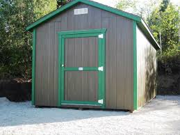 6x8 Wooden Storage Shed by Lowes 6x8 Storage Shed Designs With Wooden Unfinished Wall And