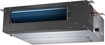 Mini Split Ceiling Cassette Air Conditioner by Amazon Com Ceiling Concealed Split Ducted Inverter Heat Pump