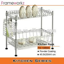 mercial Kitchen Storage Metal Dish Drying Rack Buy Dish