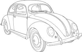Gallery Of Kids Cars Coloring Pages