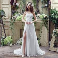 simple elegant wedding dresses in the happiest day in our life