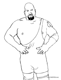 Undertaker Coloring Pages Free Coloring Pages