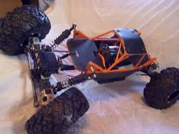 Custom Tube Chassis Rock Crawler | Rc Trucks & Models | Pinterest ...
