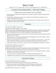 Insurance Sales Resume Sample For A Customer Service Representative Agent Examples