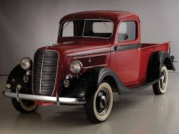 1937 Ford V8 Deluxe Pickup-SR..Re-pin Brought To You By ...