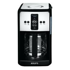 Krups Coffee Maker Savoy Manual Parts Carafe Cleaning Tablets