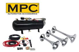 Amazon.com: MPC Train Horn Kit - Triple Air Horns For Car Or Truck ... Kleinn Air Horns Sdkit234 Train Horn And Onboard Tips On Where To Buy The Best Kits Information Model Hk3 Chrome Triple Kit Blasters Conductors Special 540 Sk Customs Prank Causes Pacemaker Explode Town In Panic 2018 Check Discount 150 2db Super Loud Auto Car Horns Silver Chrome 3 On Truck Youtube For Cars Unbiased Reviews Hk5 Dual Nederland Home Facebook United Pacific Industries Commercial Truck Division
