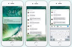 Get to know iOS 10 s radically new lock screen