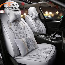 tissu pour siege auto autodecorun ajustement personnalisé jacquard tissu couvre siège de