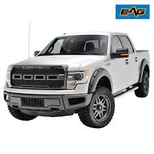 09-14 Ford F150 4PC Fender Flares Left+Right Paintable Pocket Rivet ... 42008 Ford F150 Riveted Fender Flares By Rough Country Youtube Pocket Style Flare Set Of 4 Oe Matte Black 20934 Bushwacker 2092702 Max Coverage Pocketstyle 02014 Raptor Svt Bushwacker 19992007 F350 Front And Generic Body Side Molding Trim 0408 Reg Cab Short Bed 52017 Oestyle 2093702 Ranger Mki Set 0914 Raptorstyle Extafender Rear Stampede 84142 Ruff Riderz Smooth Pc