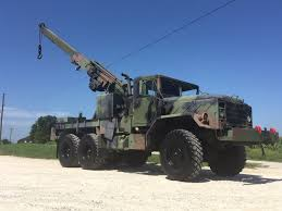 100 Army 5 Ton Truck M936A2 Military Wrecker Crane SOLD Midwest Military
