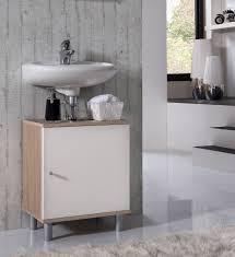 bad unterschrank waschtisch waschbecken badschrank regal wento 55x45x32