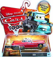 Dex | Disney Cars Toys Wiki | FANDOM Powered By Wikia Monster Jam Stunt Track Challenge Ramp Truck Storage Disney Pixar Cars Toon Mater Deluxe 5 Pc Figurine Mattel Cars Toons Monster Truck Mater 3pack Box Front To Flickr Welcome On Buy N Large New Wrestling Matches Starring Dr Feel Bad Xl Talking Lightning Mcqueen In Amazoncom Cars Toon 155 Die Cast Car Referee 2 Playset Kinetic Sand Race Blaze And The Machines Flip Speedway Prank Screaming Banshee Toy Speed Wheels Giant Trucks Mighty Back Toy
