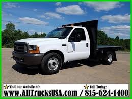 Ford F350 Flatbed Trucks In Illinois For Sale ▷ Used Trucks On ...
