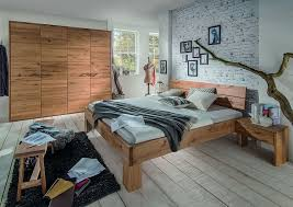 schlafzimmmer set 4tlg wildeiche geölt casade mobila