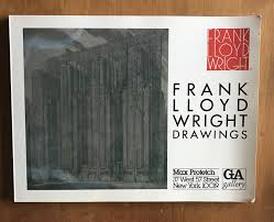 100 Frank Lloyd Wright Sketches For Sale Drawings From 18931959 Exhibition And