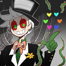 Undertale Green Fictional Character Cartoon Art