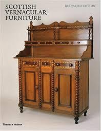 scottish vernacular furniture bernard d cotton 9780500238578