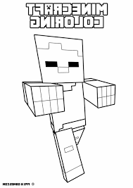 Minecraft Coloring Pages Ghast