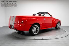 134083 2005 Chevrolet SSR   RK Motors Classic And Performance Cars ... Chevrolet Truck Ssr For Sale Magnificent Super Sport Ssr Indy 500 Pace Vehicle 2003 Pictures Information 134083 2005 Rk Motors Classic And Performance Cars 2004 Sale 2142495 Hemmings Motor News Find Of The Day Joe Gi Daily Panel Chevy Forum Chevrolet In Akron Legacy Used You Must Buy Supcharger Pickup Youtube Wikiwand Gateway 7142stl 81508 Mcg Index Wpcoentuploadsabaresimriroletchevyssr2003