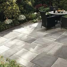 Garden Floor Tiles Terrace Laying Tiles Terrace Flooring Garden