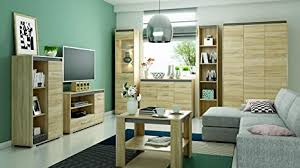 wohnzimmer komplett set c mochis 7 teilig farbe sonoma