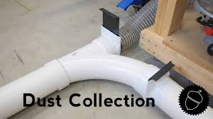 How To Setup A Dust Collection System | PVC Pipe - YouTube Dust Collection Fewoodworking Woodshop Workshop 2nd Floor Of Garage Collector Piping Up The Ductwork Youtube 38 Best Images On Pinterest Carpentry 317 Woodworking Shop System Be The Pro My Ask Matt 7 Small For Wood Turning And Drilling 2 526 Ideas Plans