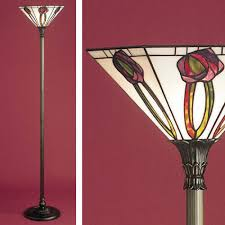 Tiffany Style Torchiere Floor Lamps by Tiffany Floor Lamp