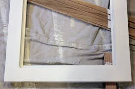 Drill In Cabinet Door Bumper Pads by Reader Question How We Built Our Kitchen Cabinets