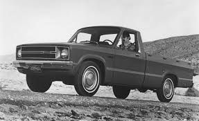 100 Plymouth Arrow Truck Put To Bed These Are The Forgotten Pickup S Volume I
