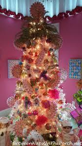 Grandin Road Christmas Tree Storage Bag by A Christmas Fantasy Home Tour