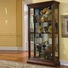 Pulaski Glass Panel Display Cabinet by Buy Pulaski Curio Cabinets From Bed Bath U0026 Beyond