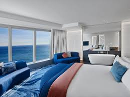 100 W Hotel In Barcelona Spain Redesigns Rooms To Become Your GoTo Spanish Beach Party