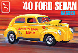 AMT 1940 FORD SEDAN (OAS) 1/25 | 1088 - Up Scale Hobbies