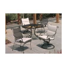 Meadowcraft Patio Furniture Dealers by Meridian Wrought Iron Dining Patio Furniture By Meadowcraft