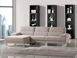 Beige Sectional Living Room Ideas by Modern Beige Sectional Sofa Vg175 Fabric Sectional Sofas