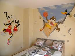 décoration mur chambre bébé chambre bebe decoration murale visuel 4