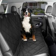 Dog Car Seat Cover Waterproof Protector With Seat Anchors & Head ... Pet Seat Cover Reg Size Back For Dogs Covers Plush Paws Products Car Regular Black Dog Waterproof Cars Trucks Suvs My You And Me Hammock Amazoncom Ksbar With Anchors Single Front Shop Protector Cartrucksuv By Petmaker On Tinghao Universal Vehicle Nonslip Folding Rear Style Vexmall Seat Cover Lion Heart Pets Lhp1 Heart Approved Eva Foam With Suvs And
