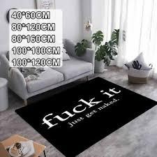 details zu teppich waschbar moderne rutschfeste teppiche boden küche badezimmer wohnzimmer