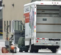UPDATE: Bomb Techs Open Back Of Stolen U-Haul Outside Oklahoma City ...
