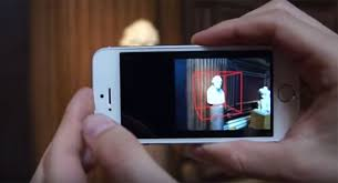 Microsoft app turns iPhone into 3 D scanner