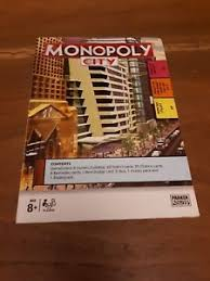 Image Is Loading Monopoly City Replacement Board Game Instructions Rules B39